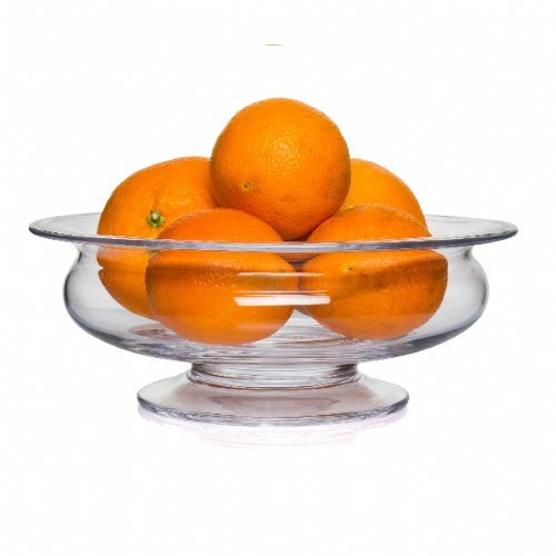 Serving Fruit Bowl Dafne  25CM